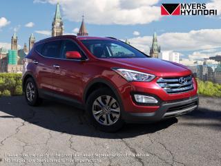 Used 2014 Hyundai Santa Fe Sport 2.4 AWD for sale in Bells Corners, ON