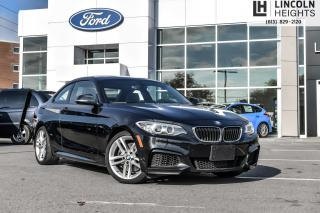 Used 2014 BMW 228i 228I for sale in Ottawa, ON