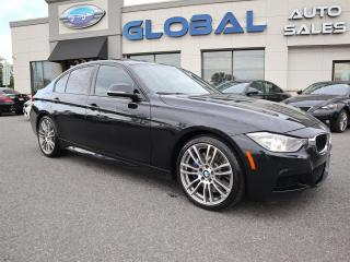 Used 2013 BMW 335i xDrive Sedan M SPORT PKG. BLACK ON BLACK . for sale in Ottawa, ON