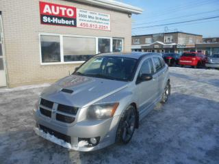 Used 2008 Dodge Caliber SRT-4 ** 125 000 KM ** for sale in St-Hubert, QC