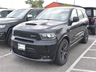 New 2019 Dodge Durango SRT LAGUNA LEATHER/NAVI/TECH GROUP/SUNROOF/HIGH PE for sale in Concord, ON