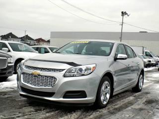 Used 2016 Chevrolet Malibu LT *BLUETOOTH*BAS KILO* for sale in Brossard, QC