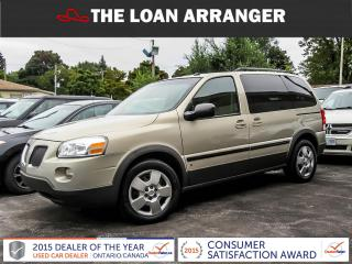 Used 2009 Pontiac Montana SV6 for sale in Barrie, ON