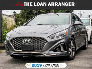 Used 2018 Hyundai Sonata SPORT for sale in Barrie, ON
