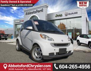 Used 2012 Smart fortwo Pure *ACCIDENT FREE* *LOCALLY DRIVEN* for sale in Abbotsford, BC
