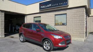 Used 2014 Ford Escape SE 4WD, Back-up Camera, Heated Seats, Bluetooth for sale in Kingston, ON