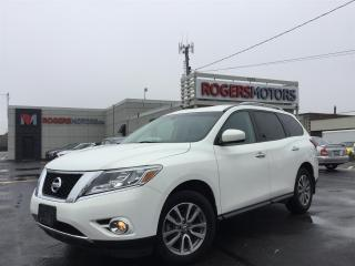Used 2014 Nissan Pathfinder SV 4WD - 7 PASS - HTD SEATS - REVERSE CAM for sale in Oakville, ON