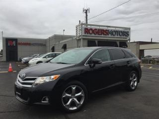 Used 2014 Toyota Venza XLE V6 AWD - NAVI - PANO ROOF - LEATHER for sale in Oakville, ON