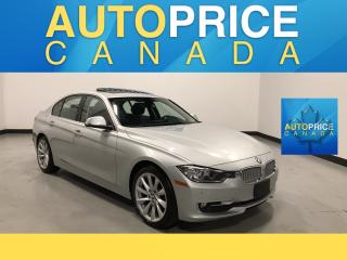 Used 2014 BMW 328 d xDrive MOONROOF|NAVIGATION|LEATHER for sale in Mississauga, ON