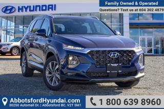 New 2019 Hyundai Santa Fe Luxury for sale in Abbotsford, BC