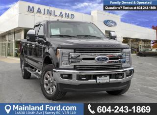 New 2018 Ford F-350 Lariat 618A for sale in Surrey, BC