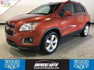 Used 2014 Chevrolet Trax LTZ AWD, SUNROOF, LEATHER for sale in Calgary, AB