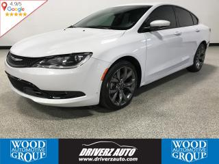Used 2015 Chrysler 200 AWD, REMOTE START, HEATED STEERING WHEEL for sale in Calgary, AB