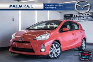 Used 2012 Toyota Prius C for sale in Montréal, QC