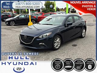 Used 2016 Mazda MAZDA3 Sport GS for sale in Gatineau, QC