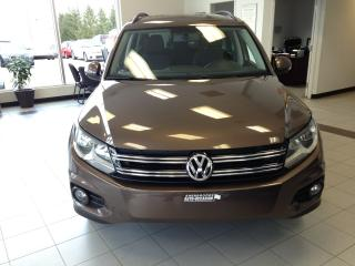 Used 2015 Volkswagen Tiguan Trendline / Cruise / AUX for sale in Sherbrooke, QC