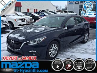 Used 2014 Mazda MAZDA3 GX-SKY +TOIT OUVRANT for sale in St-Hyacinthe, QC