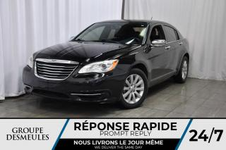 Used 2014 Chrysler 200 LIMITED * CUIR * SYSTÈME DE SON BOSTON * for sale in Laval, QC