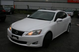 Used 2009 Lexus IS 250 4 DR for sale in Ottawa, ON
