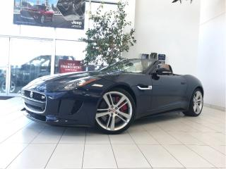 Used 2015 Jaguar F-Type V8 S for sale in Ste-Agathe-des-Monts, QC