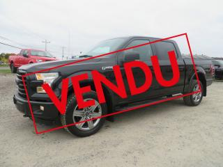 Used 2015 Ford F-150 Cab SuperCrew 4RM 145 po SPORT for sale in Lévis, QC