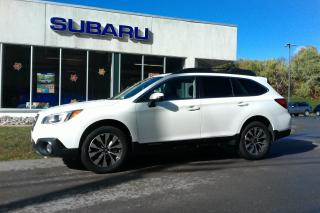 Used 2016 Subaru Outback 2.5i w/Limited & Tech Pkg for sale in Minden, ON