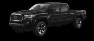 New 2019 Toyota Tacoma TRD Sport for sale in Renfrew, ON