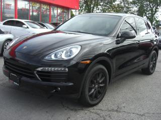 Used 2012 Porsche Cayenne for sale in London, ON