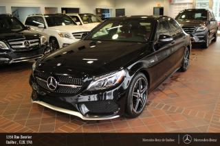 Used 2017 Mercedes-Benz C-Class C43 Amg Awd, Toit for sale in Québec, QC