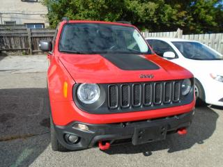 Used 2016 Jeep Renegade Trailhawk for sale in Orillia, ON