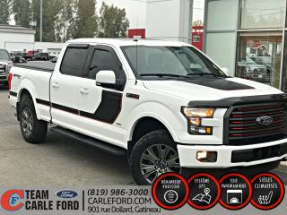 Used 2016 Ford F-150 FFord F-150 Lariat spécial édition 2016, for sale in Gatineau, QC