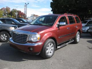 Used 2008 Chrysler Aspen Limited AC 4.7L 8cyl 8pass PL PW Cruise for sale in Ottawa, ON