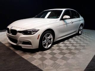 Used 2015 BMW 3 Series 328i xDrive for sale in Edmonton, AB