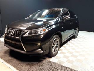 Used 2015 Lexus RX 350 F Sport 4dr AWD Sport Utility for sale in Edmonton, AB