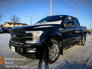 New 2018 Ford F-150 Lariat, 3.5L Ecoboost, 502a SPORT Pkg, Tech Pkg, 360 camera, Heated/Cooled Leather Seats, 20