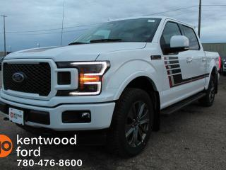 New 2018 Ford F-150 Lariat Special Edition 502a Pkg, Heated Steering, 20