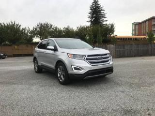 Used 2016 Ford Edge Titanium for sale in Surrey, BC