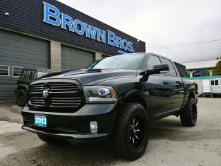 Used 2013 RAM 1500 SPORT for sale in Surrey, BC
