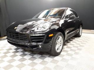 New 2018 Porsche Macan S for sale in Edmonton, AB