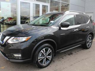 New 2019 Nissan Rogue SV AWD With Panoramic Moonroof And Technology Package Equipped with Proximity Key, Push Start Button, Heated Seats, Back Up Camera, Bluetooth, Cruise Control and Power Driver Seats, 360 Degree Camera, Navigation System, Power Liftgate, Intelligent Cruise  for sale in Edmonton, AB