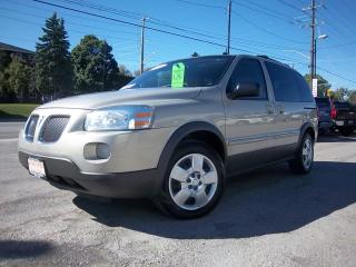 Used 2008 Pontiac Montana w/1SA for sale in Whitby, ON