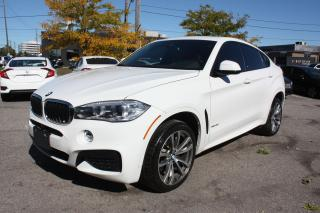 Used 2016 BMW X6 M-SPORT   NAVI   BLINDSPOT   360CAM   HEADSUP for sale in Toronto, ON