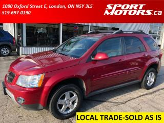 Used 2006 Pontiac Torrent A/C+Power Options for sale in London, ON