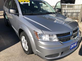 Used 2015 Dodge Journey 5 passengers for sale in St Catharines, ON