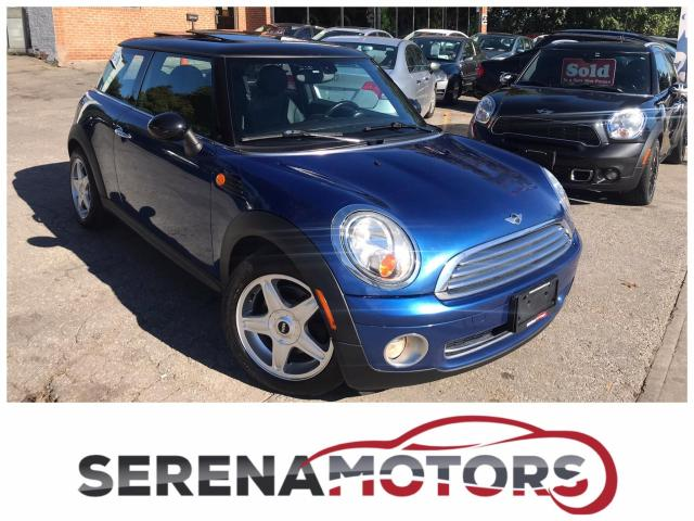 2009 MINI Cooper MANUAL | ONE OWNER | LEATHER | PANO | NO ACCIDENTS