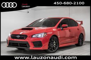 Used 2018 Subaru WRX STI Sport Aileron for sale in Laval, QC