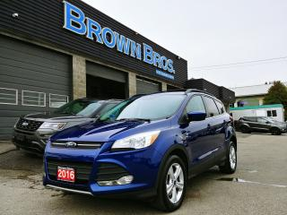 Used 2016 Ford Escape SE for sale in Surrey, BC