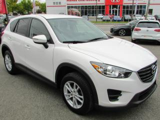 Used 2016 Mazda CX-5 GX **MANUEL** TRÈS RARE!! for sale in Charlesbourg, QC