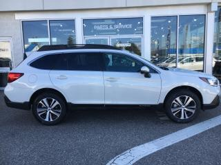 New 2019 Subaru Outback LIMITED for sale in Vernon, BC