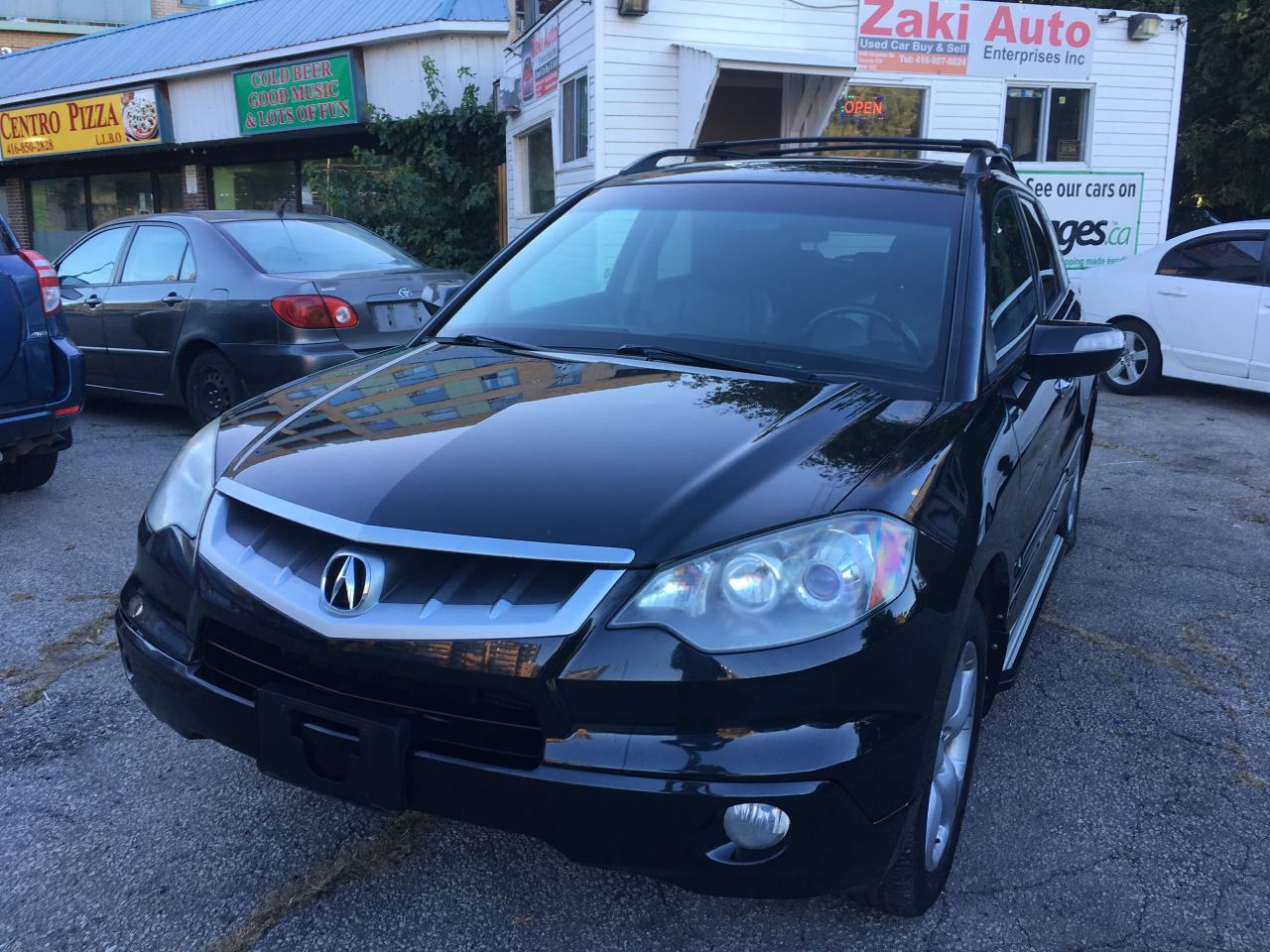 Used Acura RDX RDX Safety And E Test Is Included The Price - Acura 2007 rdx